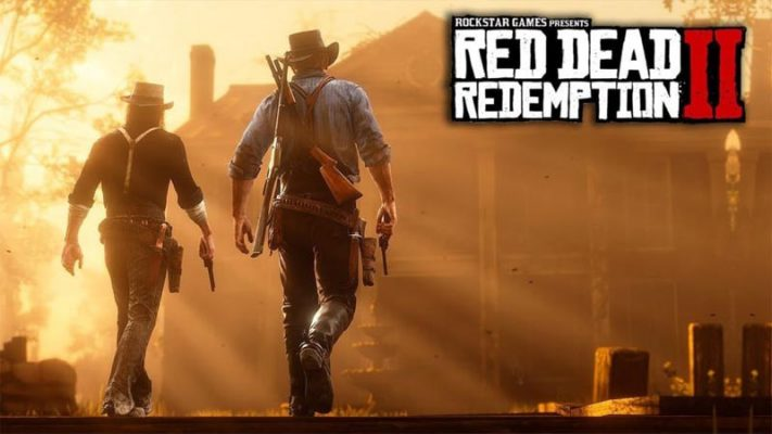 Red dead redemption 2 – کابوی تنها